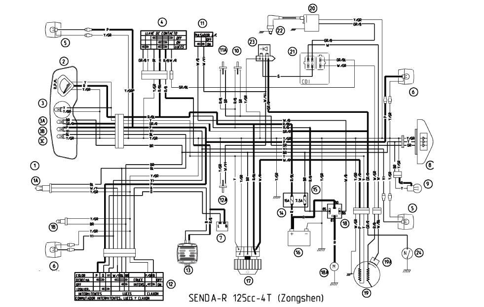 derbi senda 2003 wiring diagram